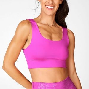 Fabletics Harlow reversible sports bra size small